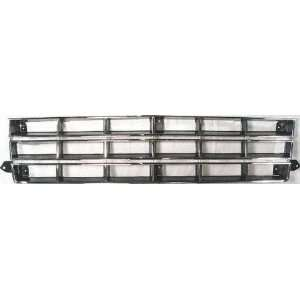 83 90 CHEVY CHEVROLET BLAZER S10 s 10 GRILLE SUV, 4WD Models, Chrome