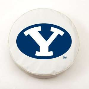 Brigham Young Cougars College Spare Tire Cover Sports