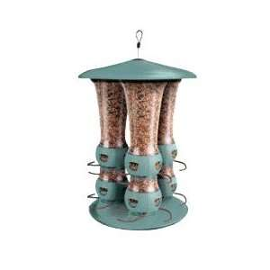 Garden Song Triple Tube Bird Feeder