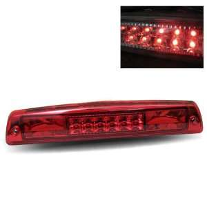94 01 Dodge Ram Red LED 3RD Brake Light Automotive