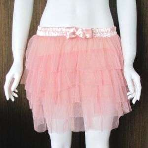 Cute Girls Party Dance Skirt Tutu Play Dress Costume