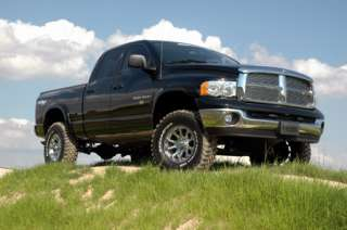 02 05 Dodge Ram 1500 4x4 Lift Kit w/3 Blocks & Bilstein 5100