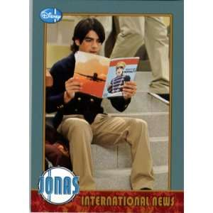 2009 Topps Jonas Brothers Trading Card #46 HIS LIFES AN