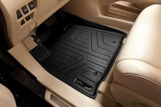Dodge Durango Premium MAXFLOORMAT Floor Mats Full Set Black