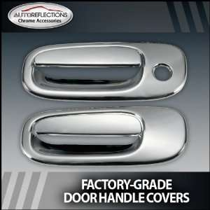 2008 2010 Dodge Challenger Chrome Door Handle Covers (4dr