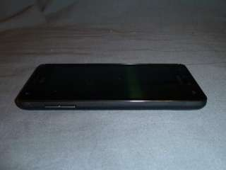 SAMSUNG GALAXY S SGH i997 4G INFUSE 16GB PARTS GOOD SCREEN NO WATER