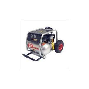 Gallon 2.5 HP Single Tank Air Compressor with Wheels