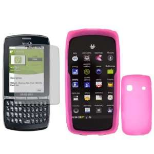 iNcido Brand Samsung Replenish M580 Combo Trans. Hot Pink