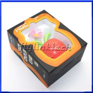 Detection Mini Hidden Spy HD 720P Solar Powered Flower Car Camera