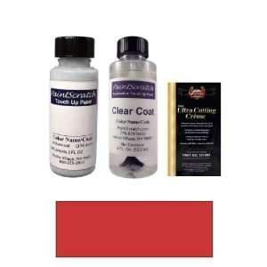 Magma Red Paint Bottle Kit for 2003 Mercedes Benz CLK Class (586/3586