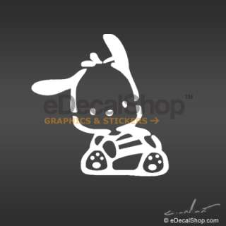 POCHACCO Vinyl Sticker Car Truck Wall Sexy JDM Decal