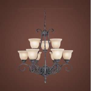 22429 SH Jeremiah Lighting Sutherland Collection lighting
