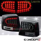 2006 2007 2008 DODGE CHARGER LED TAIL LIGHTS SE SXT RT BLACK HOUSING