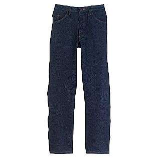 Mens Indigo Boot Cut Jean  Rustler Advantage Clothing Mens Jeans