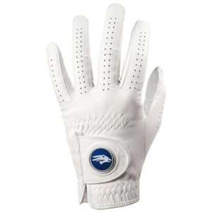 Nevada Wolf Pack NCAA Left Handed Golf Glove Large Sports