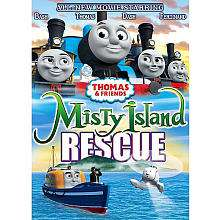 Friends Misty Island Rescue DVD   Lyons Hit Entertainm
