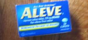 Aleve All Day Strong Pain Reliever, Fever Reducer,