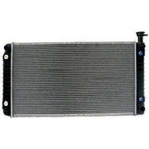 CHEVROLET EXPRESS VAN RADIATOR VAN, 8cyl; 4.3l,5.7L With Engine Oil