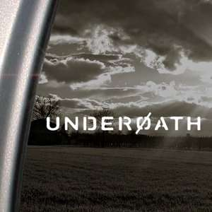 Underoath Decal Rock Band Car Truck Window Sticker