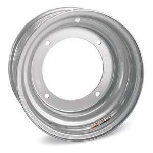 AMS Steel Replacement Wheels Spun/Stamped Silver 10x5