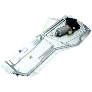 OES Genuine Volvo Rear Driver Side Window Regulator