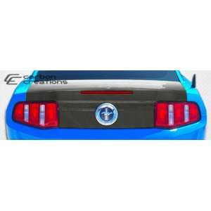 2010 2012 Ford Mustang Carbon Creations OEM Trunk Automotive