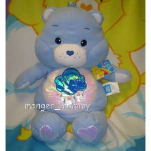 Care Bear JUMBO Dazzle Bright Cuddle Pillow Toys & Games