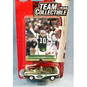 NEW YORK JETS 2003 NFL Diecast Ford Mustang Convertible