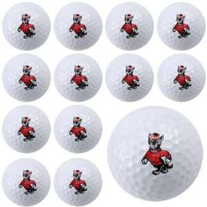 NCAA North Carolina State Wolfpack Dozen Pack Golf Balls