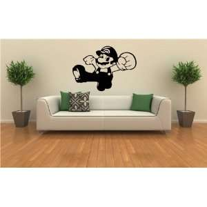 Wall Mural Vinyl Decal Sticker Kids Room Mario S1242