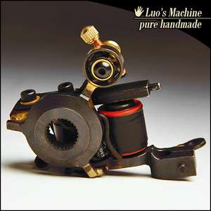 Luos Handmade Cast Iron Tattoo Machine Gun high quality professional