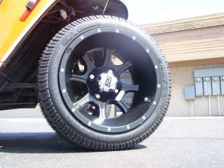 12 inch black rims tires wheels ezgo golf cart Yamaha