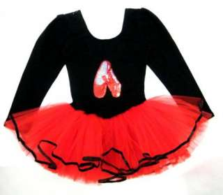NWT Girl Birthday Party Leotard Ballet Tutu Dancewear Skate Skirt