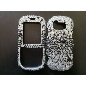 Rhinestone Case Cover + Anti Glare Screen Protector Cell Phones