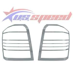 Dodge Caliber Chrome Tail Light Covers 2PC Automotive