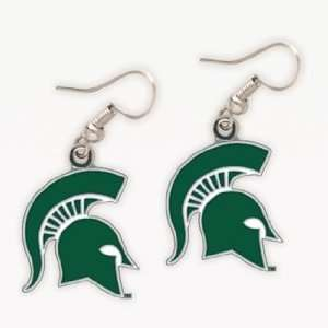NCAA Michigan State Spartans Earrings