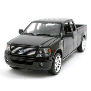 Ford F150 Harley Davidson Diecast Model Black 118 Die Cast Car Toys