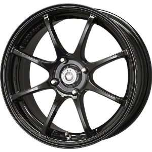 Konig Feather Gloss Black Wheel (16x7/4x100mm