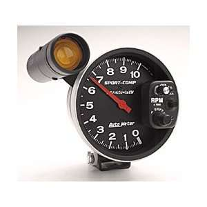 Auto Meter Sport Comp Monster Shift Lite Tachometers Tachometer, Sport
