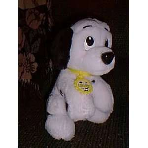 101 Dalmatians Plush 11 Lucky Dog with Yellow Collar