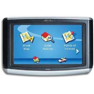 Magellan Maestro 4000 GPS Vehicle Navigation System, with