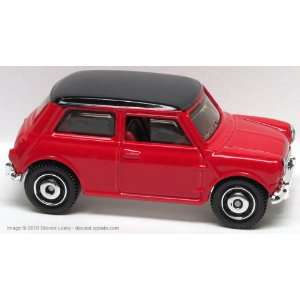 Mini Cooper S Red #2 (2009) Detailed Diecast 1/64 Scale Toys & Games