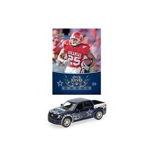 Dallas Cowboys NFL Ford SVT Adrenalin Concept Diecast with