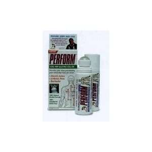 PERFORM PAIN RELIEVER (Roll on), 3OZ