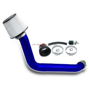99 00 Honda Civic Si Cold Air Intake with Filter   Blue