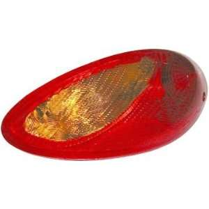 01 05 Chrysler PT Cruiser Tail Light Lamp LEFT Automotive