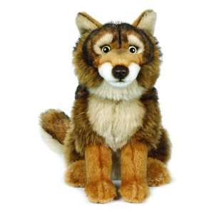 Webkinz Endangered Signature   Red Wolf  Toys & Games