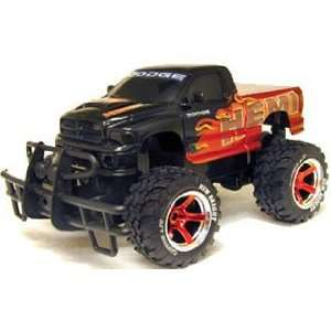 Scale Radio Remote Control Dodge Ram Hemi RC Truck Car Toys & Games