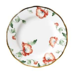 Royal Albert 1970 Poppy Dessert Plate