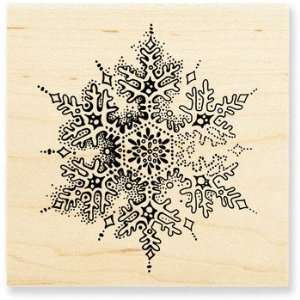 Crystal Snow Points   Rubber Stamps Arts, Crafts & Sewing